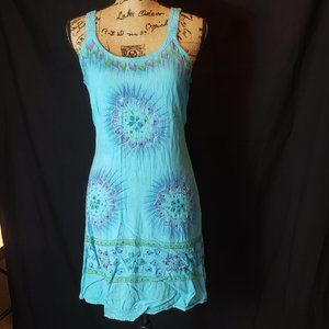 Raya Sun Blue Sundress